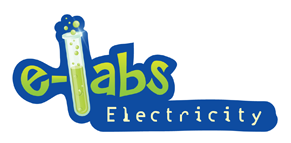 the Electricity e-Labs Logo