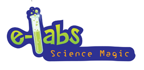 the Science Magic e-Labs Logo